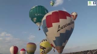 Download 2016 - 22nd FAI World Hot Air Balloon Championship 2016.11.03PM Task14 mass Ascension Video