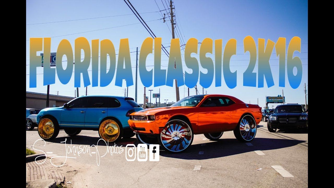 Stream Florida Classic Weekend 2k16 Sunday in HD (big rims ...