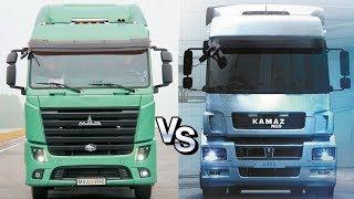 Download Войны грузовиков: КАМАЗ 5490 NEO vs МАЗ 5440м9 евро 6 Video