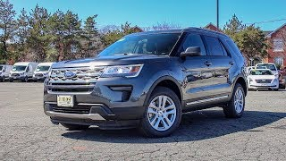 Download 2018 Ford Explorer XLT Review - Revs and Walk Around Video