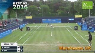 Download Best Hot Shots Of 2016 ATP Challenger Tour Video