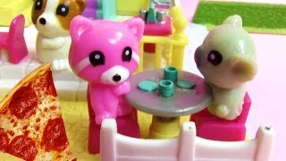 Download Squinkies Video Playing - Pizza Factory Series - Cookieswirlc Food Fun Video