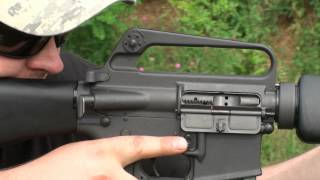 Download M16A1 Shooting The Original Vietnam Era AR-15 Rifle - G's HD Gun Show Video