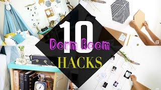 Download Top 10 BACK TO SCHOOL Dorm Room Decor HACKs | ANN LE Video