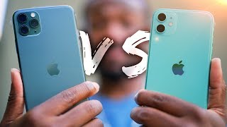 Download iPhone 11 vs iPhone 11 Pro Hands On! - What's the Difference? Video