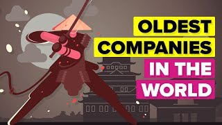 Download Oldest Companies In The World (OVER 800 YEARS) Video