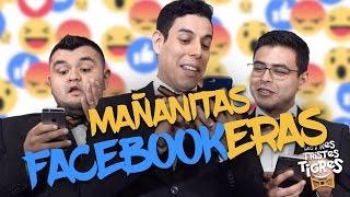 Download Los Tres Tristes Tigres - Mañanitas Facebookeras Video