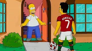 Download THE SIMPSONS PREDICT THE FINAL OF THE WORLD CUP RUSSIA 2018 Video