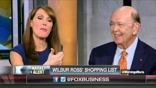 Download Wilbur Ross on U.S., foreign economies and 2016 politics Video