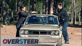 Download Kevin San's 1971 Nissan Skyline Hakosuka GT-R outlaw Video