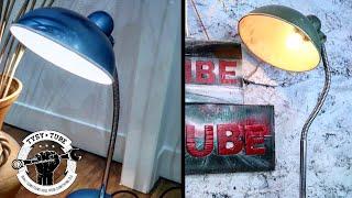 Download Stylish Desk Lamp Restoration Video