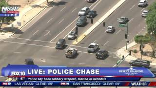 Download GRAPHIC ENDING To Phoenix Police Chase: Viewer Discretion IS ADVISED - FNN Video