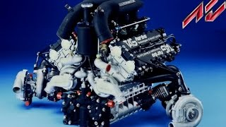 Download Assetto Corsa Engine Swap: Turbo F1 engine in a BMW E30 Video