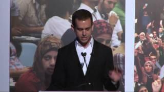 Download 2013 National Democratic Institute's Democracy Dinner Speech by Jack Dorsey Video