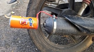 Download How To Make KTM Duke Exhaust Silencer Sound For Any Normal Bike Video
