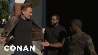 Download Outtakes From The Student Driver Remote - CONAN on TBS Video