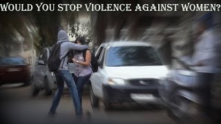 Download Would You Stop Violence Against Women? SOCIAL EXPERIMENT Video