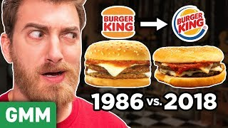 Download Recreating Discontinued Burger King Menu Items (TASTE TEST) Video