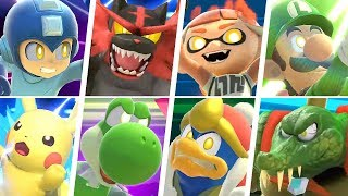 Download Super Smash Bros Ultimate - All Final Smashes Video