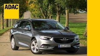 Download Opel Insignia Sports Tourer 1.6 D im Test I ADAC 2017 Video