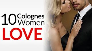 Download 10 Colognes Women LOVE On A Man | Best Fragrances For Men Video