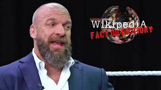 Download Triple H - Wikipedia: Fact or Fiction? Video