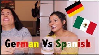 Download GERMAN VS SPANISH Video