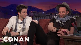 Download Nick Kroll & John Mulaney's New Business Ventures - CONAN on TBS Video