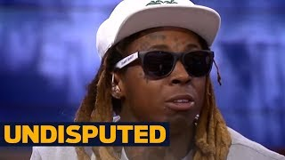 Download Lil Wayne joins Skip Bayless, Shannon Sharpe to react to Dez Bryant's post on race | UNDISPUTED Video