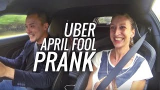 Download Uber riders expecting a Lotus got pranked instead! Video