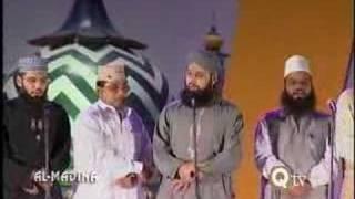 Download Mustafa Jaan e Rehmat Pe Lakhon Salam Owais Raza Qadri Video