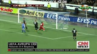 Download Helsinki 0-4 Besiktas Video