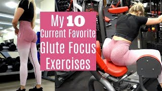 Download 10 EXERCISES TO GROW YOUR GLUTES | Glute Focus Exercises Video