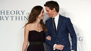 Download Eddie Redmayne and Wife Hannah Welcome Their First Child - Find out the Sweet Baby Name! Video