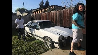 Download After 10 years in jail, he finally gets to drive his mustang again Video