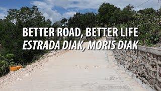 Download SSRI Buruma Road Rehabilitation Project Timor-Leste Video