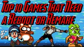Download Top 10 Retro Games That Need a Reboot or Remake Video