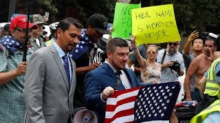 Download 1 arrest made during 'Unite the Right' rally in D.C. Video