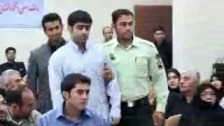 Download Mossad Terrorist in Iran Revolutionary Court Video