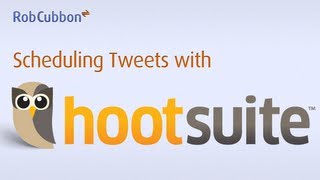 Download Copying and Scheduling Tweets Using Hootsuite Video
