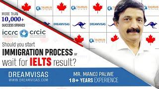 Download Should you start immigration process or wait for IELTS result? Video
