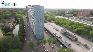 Download Student housing Delft: Roland Holstlaan. Video