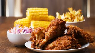 Download Secret 11 Herbs and Spices Fried Chicken Video