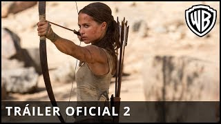 Download Tomb Raider - Tráiler Oficial 2 - Castellano HD Video