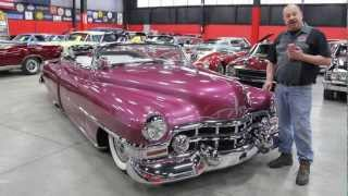 Download 1951 Cadillac Series 62 Convertible Classic Muscle Car for Sale in MI Vanguard Motor Sales Video