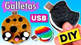 Download Pendrive USB Oreo y Cookie * MANUALIDADES vuelta a clases Video