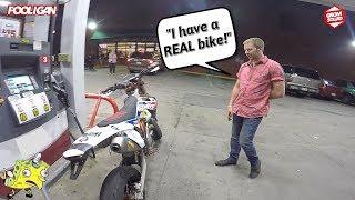 Download Drunk Dude Hates on my KTM Supermoto Video