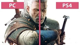 Download The Witcher 3: Wild Hunt – PC Ultra vs. PS4 Graphics Comparison Pre Day-One Patch [60fps][FullHD] Video