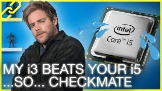 Download Intel Core i3 7350K benchmarks, Graphene Displays, HALF LIFE 3?? Video