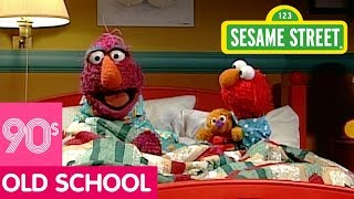 Download Sesame Street: Elmo Sleeps Over at Telly's | #ThrowbackThursday Video